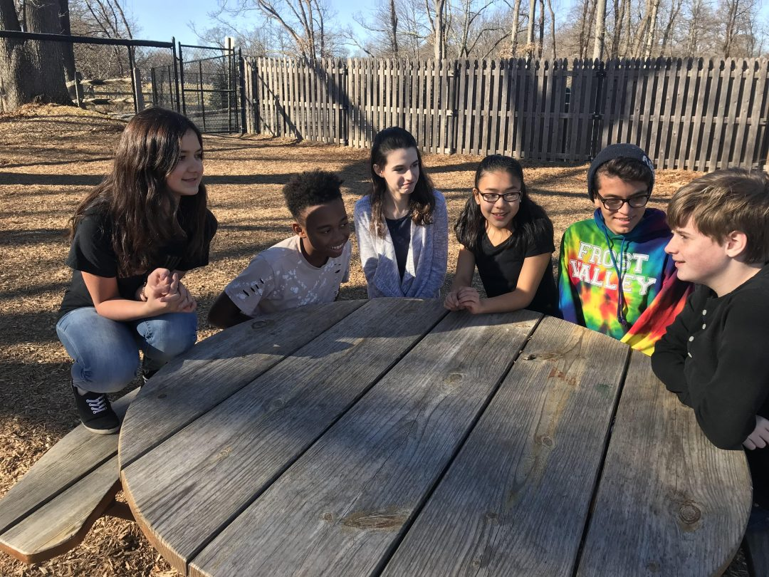 Unity Charter School Students Selected to be Part of New Jersey Think Tank